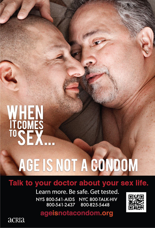 When it comes to sex... age is not a condom : talk to your doctor about your sex life (4/4) - image/jpeg