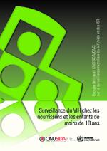 Surveillance du VIH chez les nourrissons et les enfants de moins de 18 ans - application/x-pdf