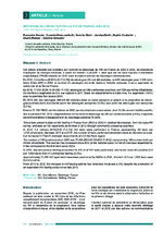 Dépistage de l'infection par le VIH en France, 2003-2012 - application/x-pdf