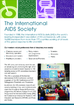 The International AIDS Society - application/x-pdf