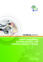 Health inequalities, the financial crisis and infectious diseases in Europe - application/x-pdf