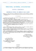 Arrêté du 13 février 2012 pris en application de l'article R. 1211-21 relatif aux conditions d'utilisation d'organes ou de cellules provenant de donneurs porteurs de marqueurs du virus de l'hépatite C - application/x-pdf