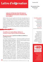 Lettre d'information. n° 101 - application/pdf