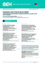 BEH Vol 2013 n° 39-40 Comportements à risque et prévention dans des populations particulièrement exposées au VIH, aux IST et aux hépatites - application/x-pdf