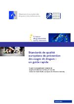 Standards de qualité européens de prévention des usages de drogues - application/x-pdf