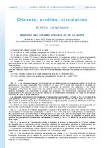 Arrêté du 2 août 2013 fixant les condition d'immunisation des personnes mentionnées à l'article L. 3111-4 du code de la santé publique - application/x-pdf