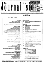 Journal du sida (Le). n° 88  - application/x-pdf