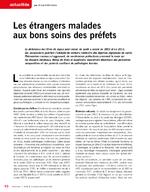 Les étrangers malades aux bons soins des préfets - application/x-pdf