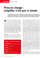Prise en charge : simplifier n'est pas si simple - application/x-pdf