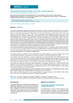 Découvertes de séropositivité VIH et sida : France, 2003-2012 - application/x-pdf