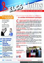 ELCS infos n° 36 La lutte contre le sida et les hépatites : un combat éminemment politique - application/x-pdf
