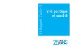 VIH, politique et société : rapport d'activité du Conseil national du sida 2012-2013 - application/x-pdf