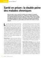 Santé en prison : la double peine des malades chroniques - application/x-pdf