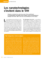 Les nanotechnologies s'invitent dans le VIH - application/x-pdf