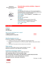 Fiche descriptive - Prévention des conduites addictives  - application/x-pdf