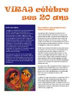 ViRAJ célèbre ses 20 ans - application/x-pdf