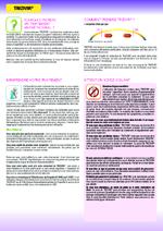 Infocarte 16 Trizivir® abacavir + lamivudine + zidovudine - application/x-pdf