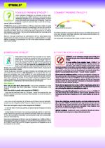 Infocarte 27 Stribild® emtricitabine + ténofovir disoproxil + elvitégravir + cobicistat - application/x-pdf