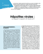 Hépatites virales : le rapport d'experts 2014 est sorti ! - application/x-pdf