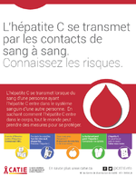 Messages clés sur l'hépatite C L'hépatite C se transmet par les contacts de sang à sang : connaissez les risques - application/x-pdf