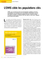 L'OMS cible les populations clés - application/x-pdf