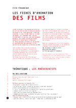 VIH Pocket Films : fiches d'animation - application/x-pdf