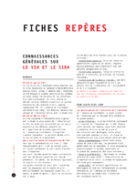 VIH Pocket Films  : fiches repères - application/x-pdf