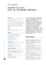VIH Pocket Films : tourner un film avec un téléphone portable  - application/x-pdf