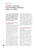 VIH Pocket Films : utiliser une téléphone protable - application/x-pdf