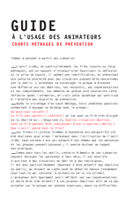 3000 scénarios contre un virus : fiches d'animation  - application/pdf