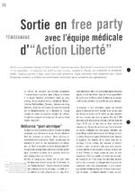 Sortie en free party avec l'équipe médicale d'Action Liberté - application/x-pdf