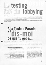 "A la Techno Parade, ""dis-moi ce que tu gobes... - application/x-pdf"