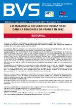 Bulletin de Veille Sanitaire Ile-de-France n° 16 Spécial MDO - application/x-pdf