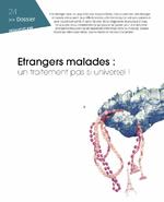 Etrangers malades : un traitement pas si universel ! - application/x-pdf