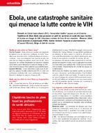 Ebola, une catastrophe sanitaire qui menace la lutte contre le VIH - application/x-pdf