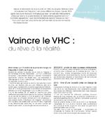 Vaincre le VHC : du rêve à la réalité - application/x-pdf