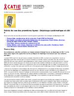 Points de vue des premières lignes : dépistage systématique et ciblé - application/x-pdf