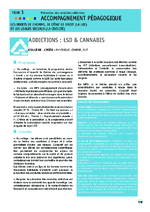 Addictions : LSD et cannabis  - application/pdf