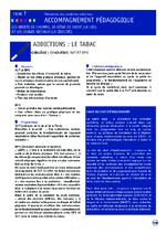 Addictions : le tabac  - application/pdf