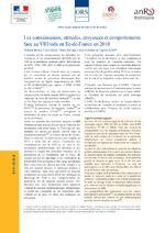 Les connaissances, attitudes, croyances et comportements face au VIH/sida en Ile-de-France en 2010 - application/pdf