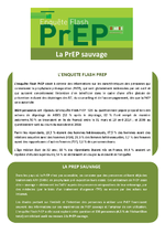 Enquête Flash PrEP : la PrEP sauvage - application/pdf