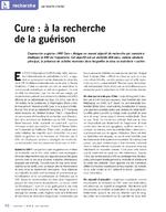 Cure : à la recherche de la guérison - application/pdf