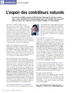 L'espoir des contrôleurs naturels - application/pdf