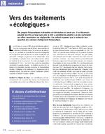 """Vers des traitements """"écologiques"""" - application/pdf"""