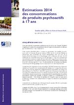 Estimations 2014 des consommations de produits psychoactifs à 17 ans - application/pdf