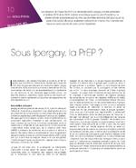 Sous Ipergay, la PrEP ? - application/pdf