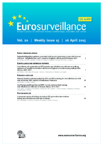 Eurosurveillance vol 20 n° 15 - application/pdf