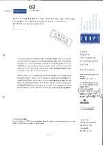 Lettre du CRIPS Ile-de-France n° 63 - application/pdf