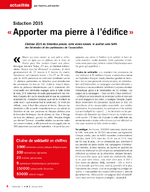 Sidaction 2015 : apporter ma pierre à l'édifice - application/pdf