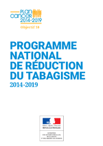 Programme national de réduction du tabagisme 2014-2019 - application/pdf